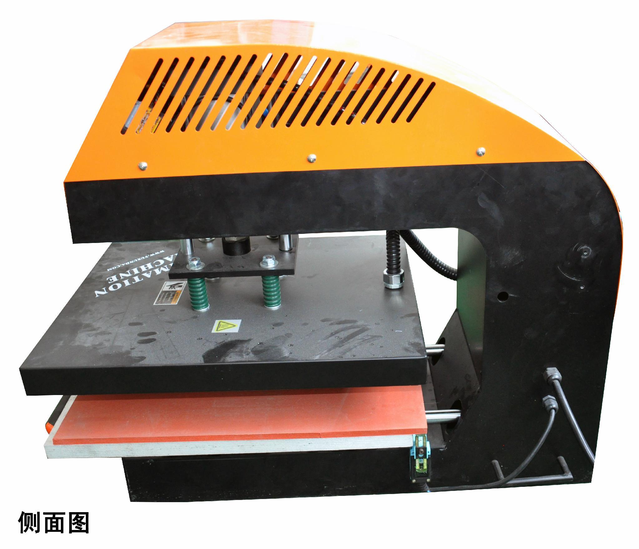 60*80cm A8气动单工位烫画机 18