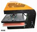 60*80cm YXD-A8 air operated single station heat press machine  18