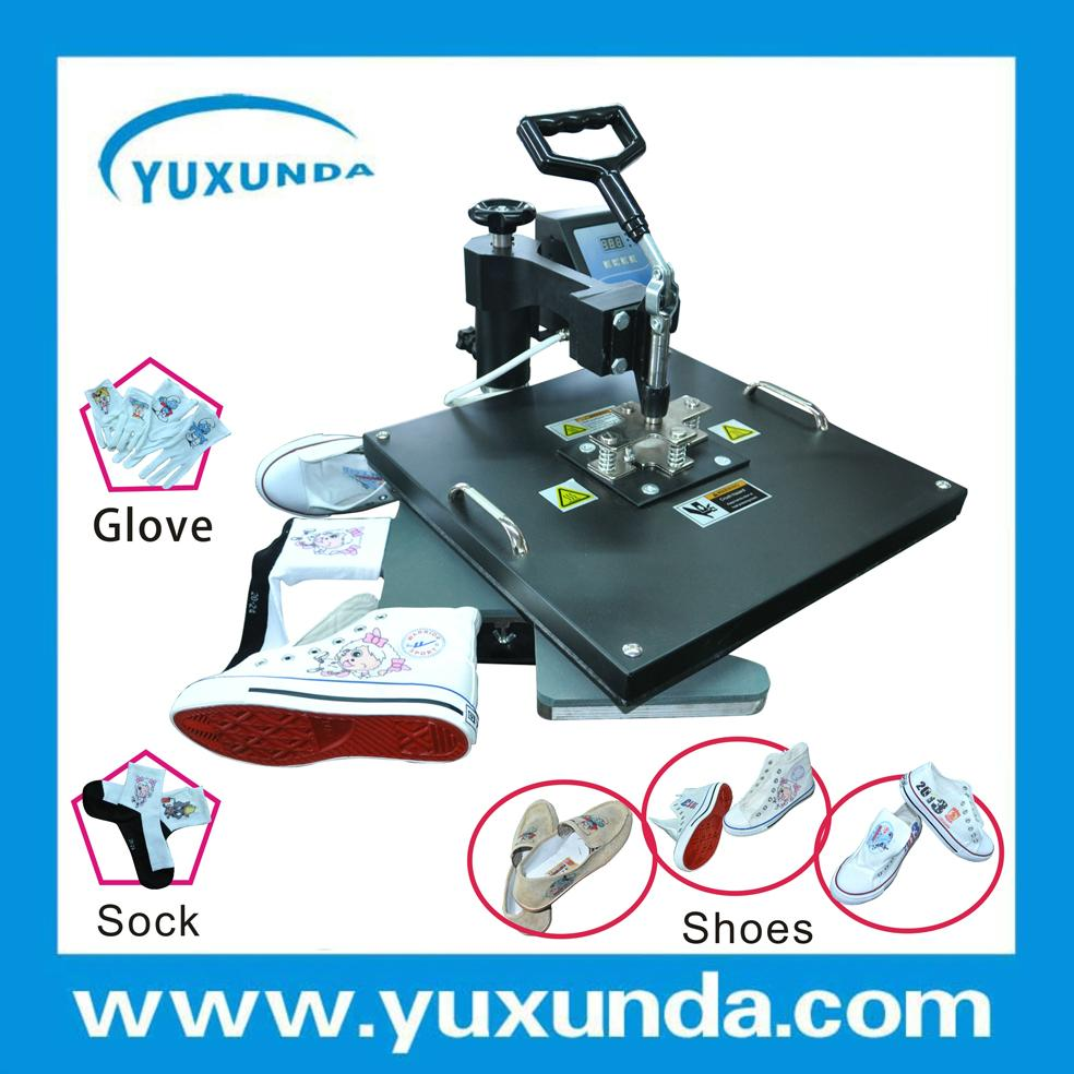 2016 NEW Launched heat press machine(including heating shoes..etc) 8