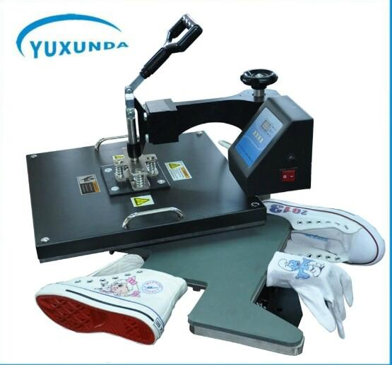 2016 NEW Launched heat press machine(including heating shoes..etc) 9