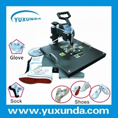 NEW Launched heat press machine(including heating shoes..etc)
