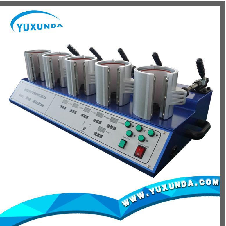 5 in1 combo mug heat press machine 14