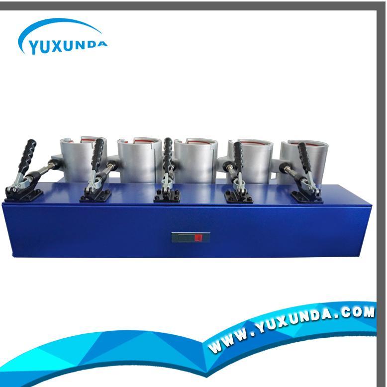 5 in 1 mug heat press sublimation machine   15