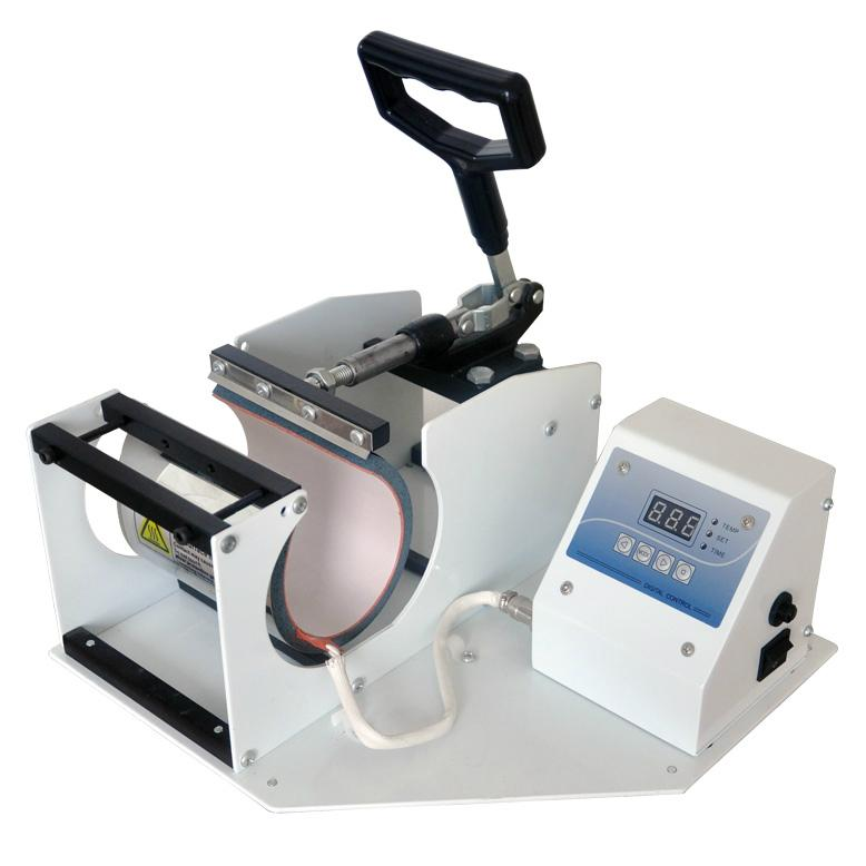 Mini Mug heat press machine 3