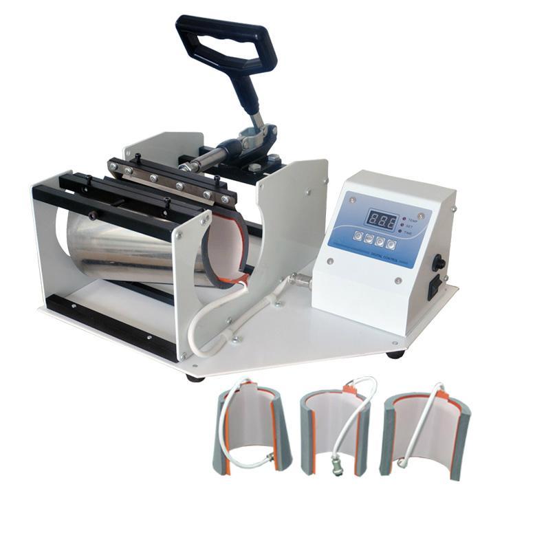 Mini Mug heat press machine 8