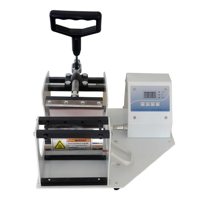 CE認証熱轉印烤杯機 6