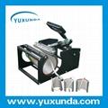 CE certificate blue digital mug machine