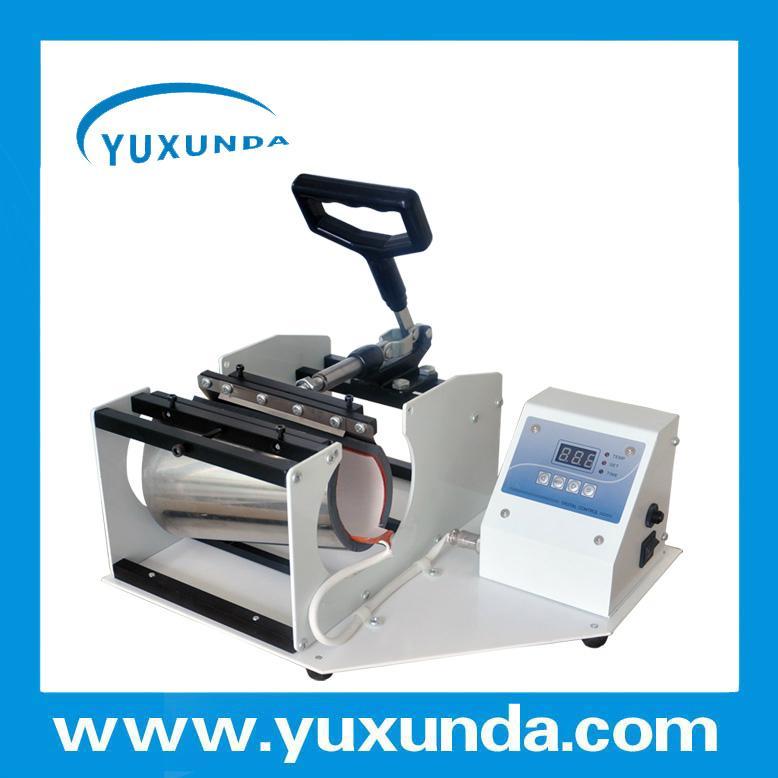 CE認証熱轉印烤杯機 16