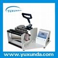 CE certificate blue digital mug machine 16