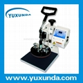 Digital plate heat press machine