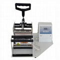 Horizontal Digital Mug heat press machine 9