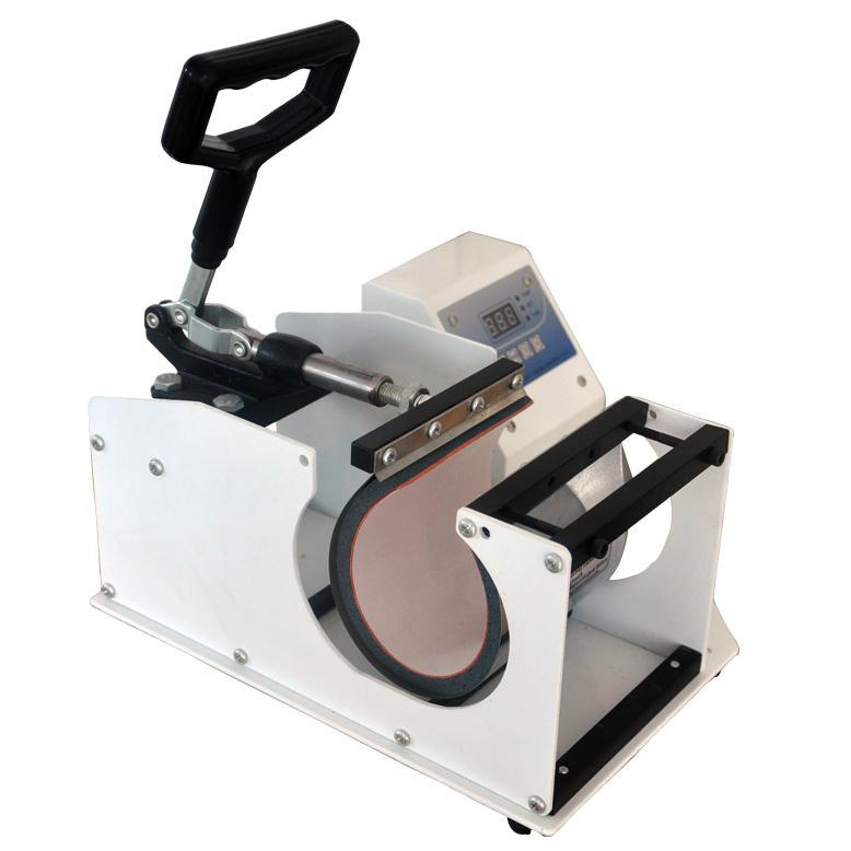 Horizontal Digital Mug heat press machine 11