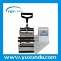 Horizontal Digital Mug heat press machine 12