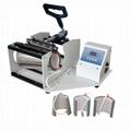Horizontal Digital Mug heat press machine 17