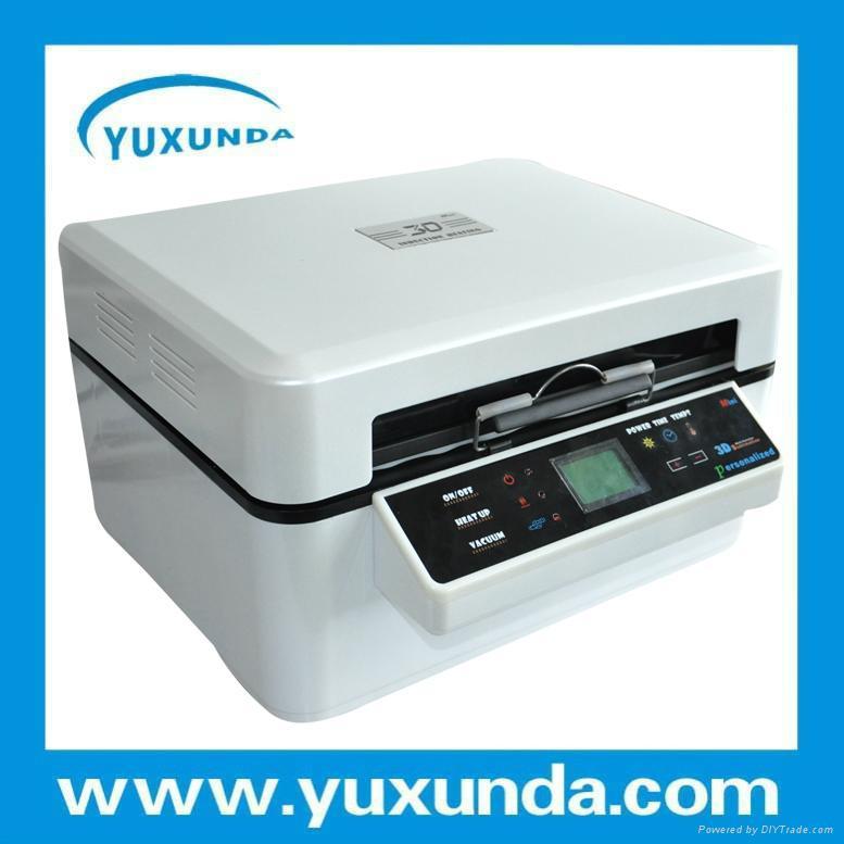 YUXUNDA 3D 热转印机器 7