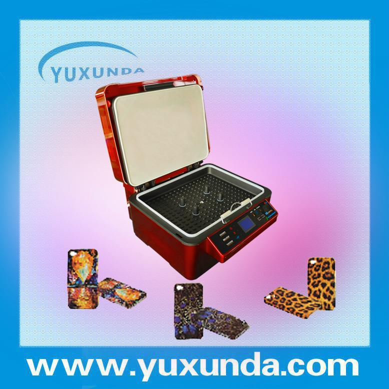 3D sublimation vacuum heat press machine,3d heat transfer machine for cell phone 17