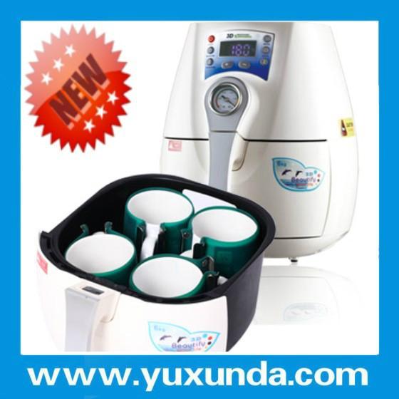 New MINI 3D Sublimation Vacuum Heat Press Machine 6