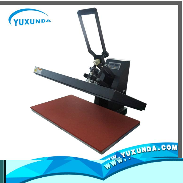 YXD-G5(B) 29*38cm high pressure t shirt printing machine 8