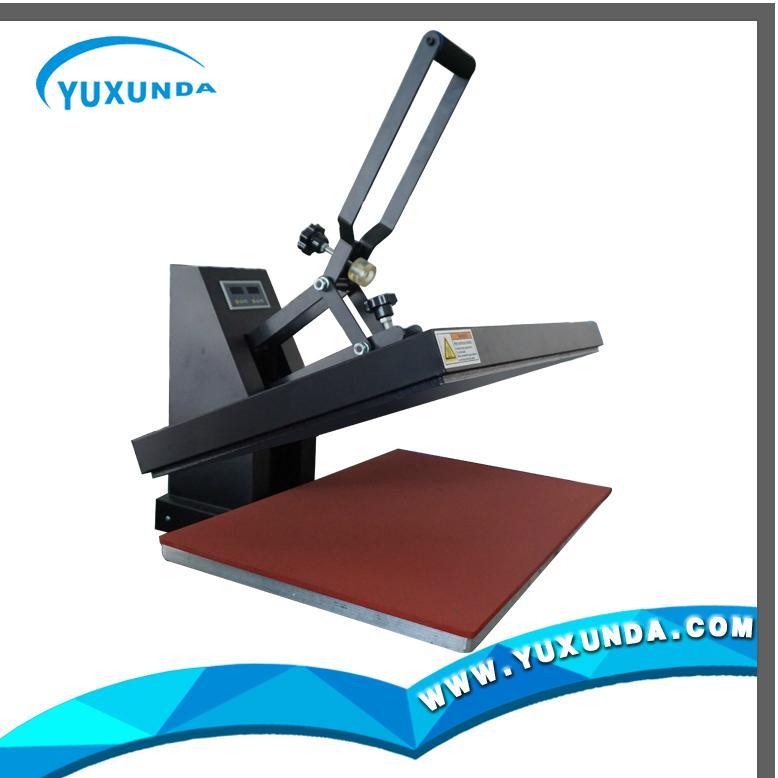 YXD-G5(B) 29*38cm high pressure t shirt printing machine 2