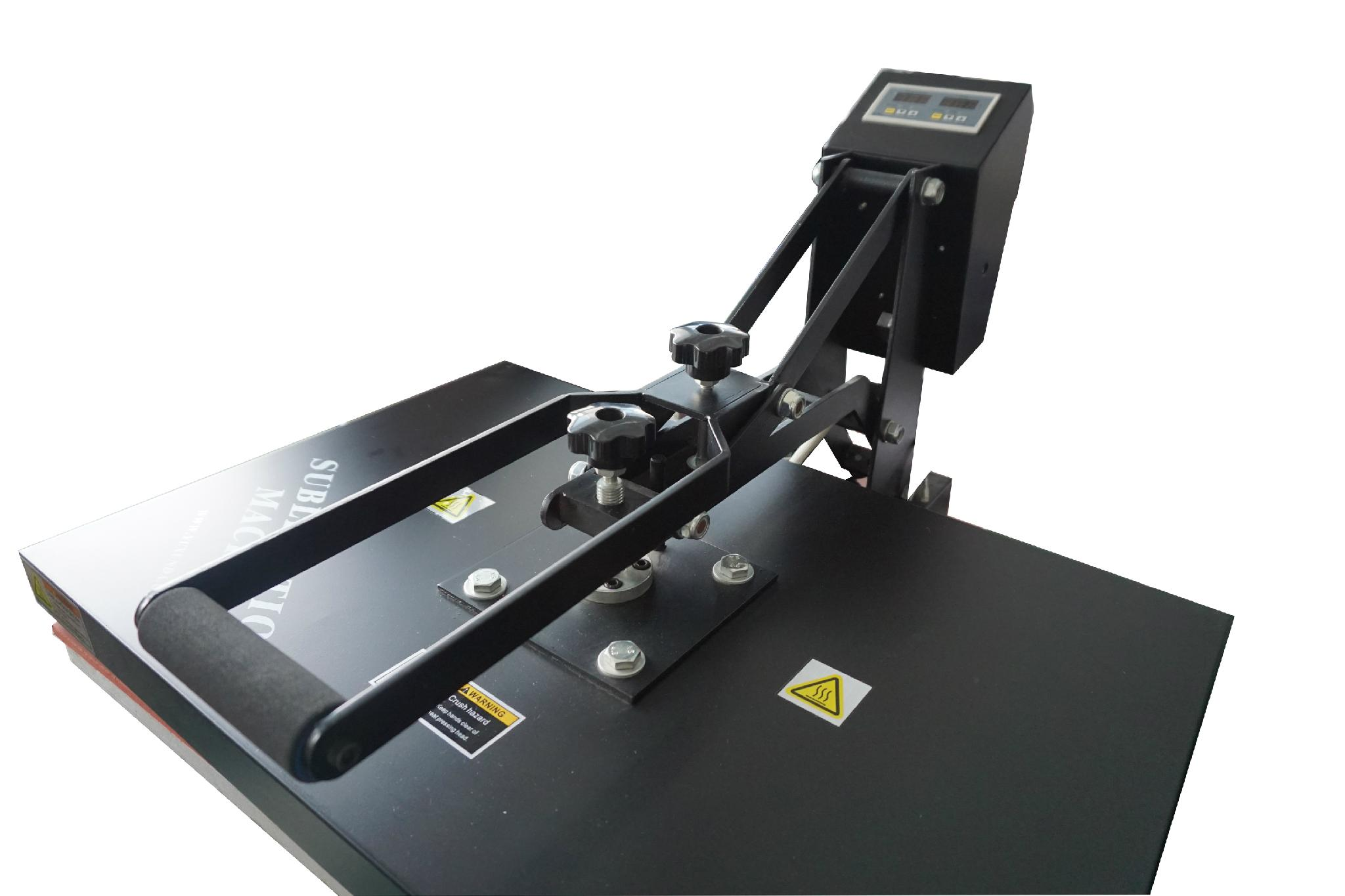 YXD-G4AS automatic open & slide-out rails digital high pressure machine 9