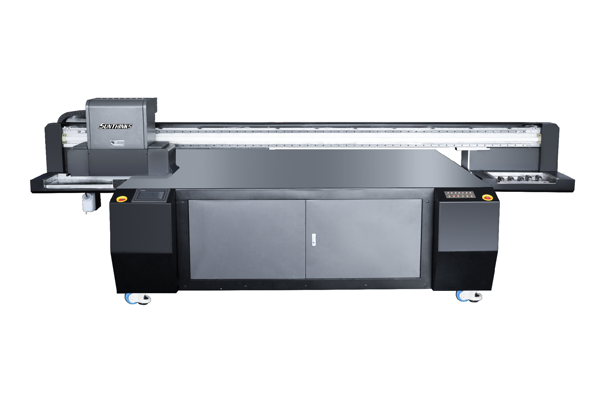 UV Fatbed Printer with Ricoh GH2220 heads 11