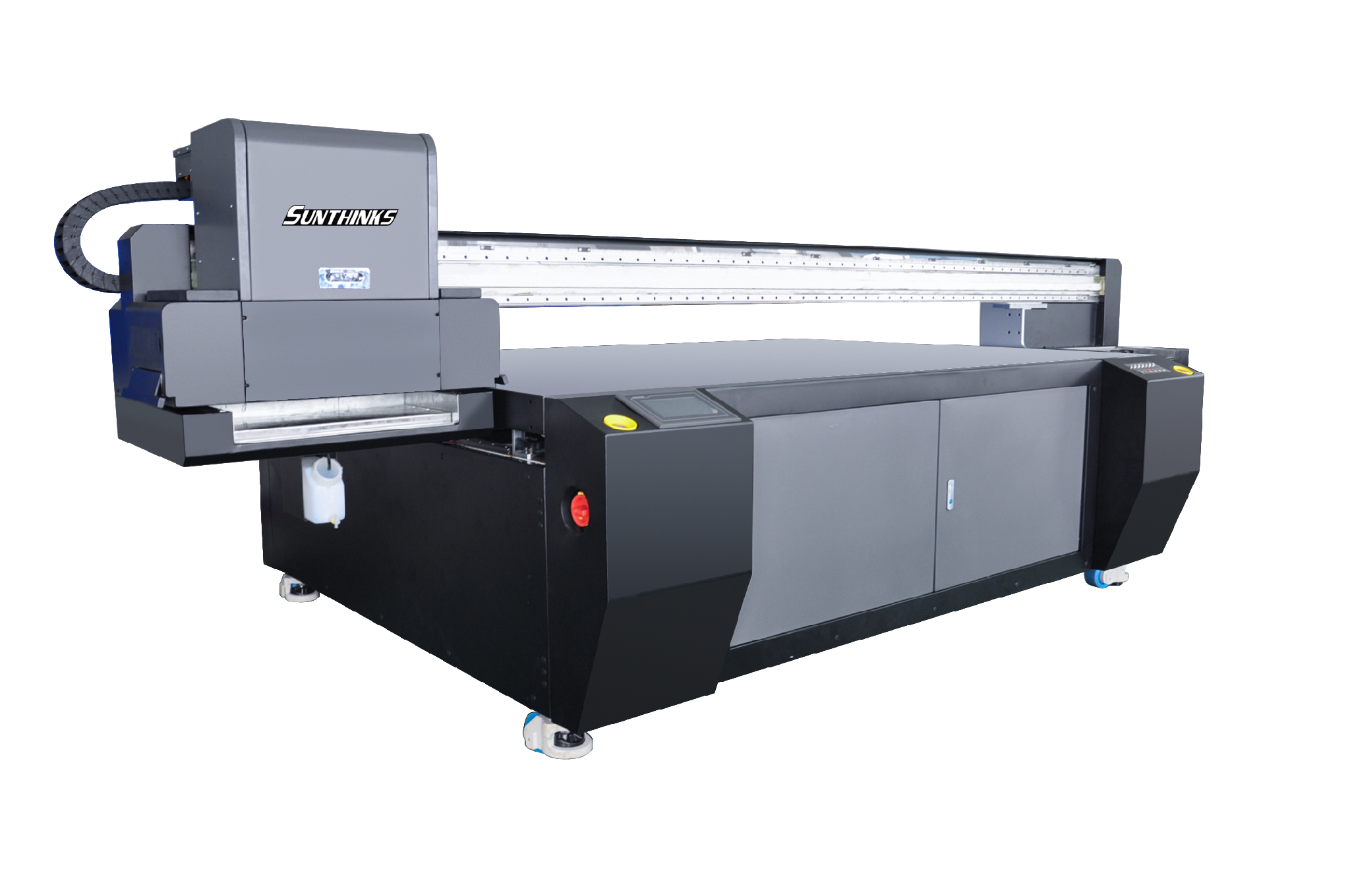 UV Fatbed Printer with Ricoh GH2220 heads 10