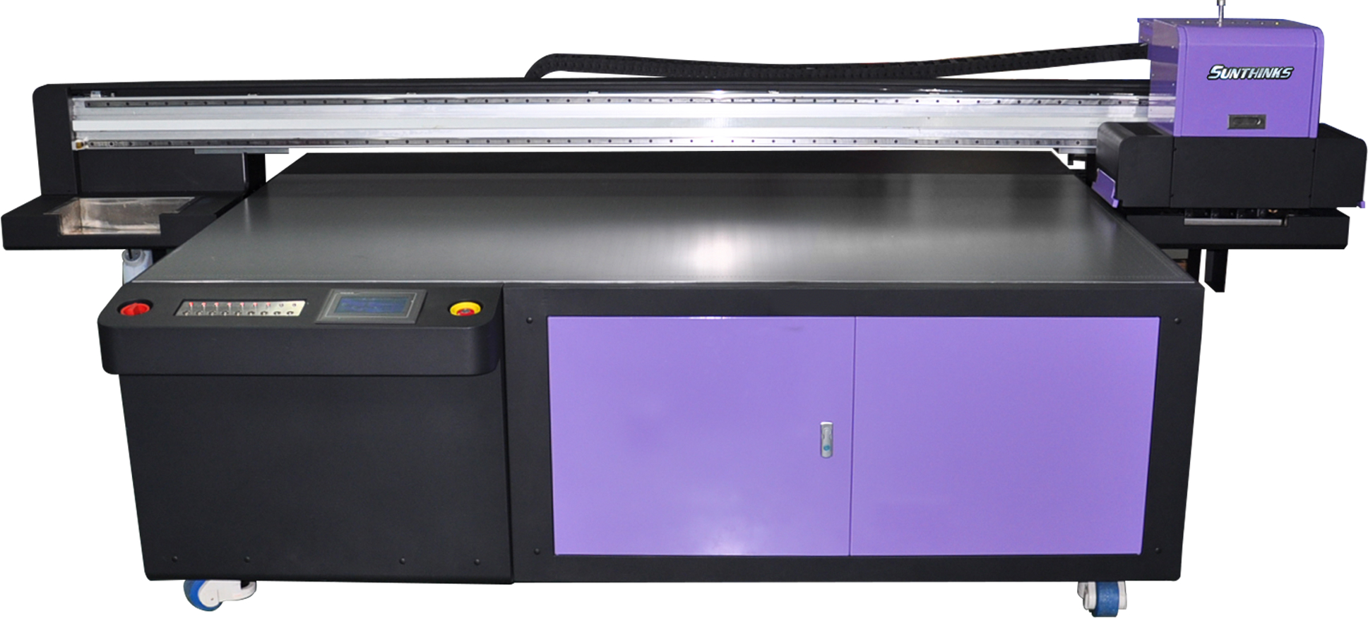 UV Fatbed Printer with Ricoh GEN5 heads 11