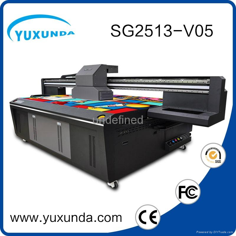 UV Fatbed Printer with Ricoh GEN5 heads 6