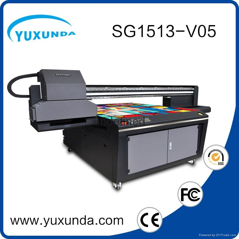 UV Fatbed Printer with Ricoh GEN5 heads 1