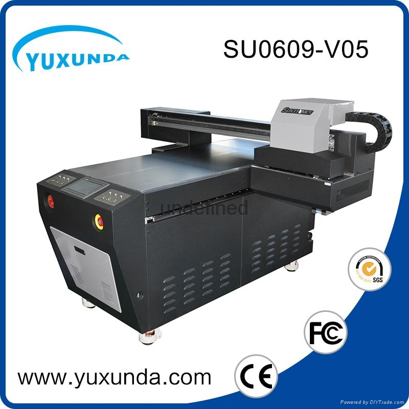 600x900mm UV flatbed printer 4