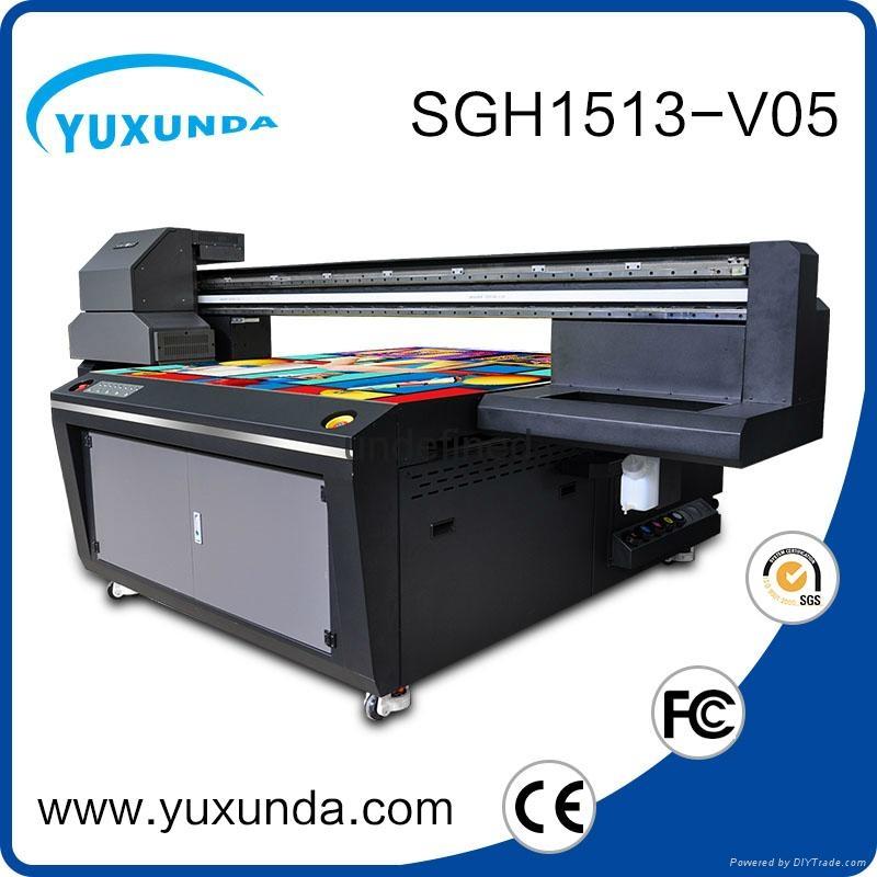 GH2220 UV Fatbed Printer 10