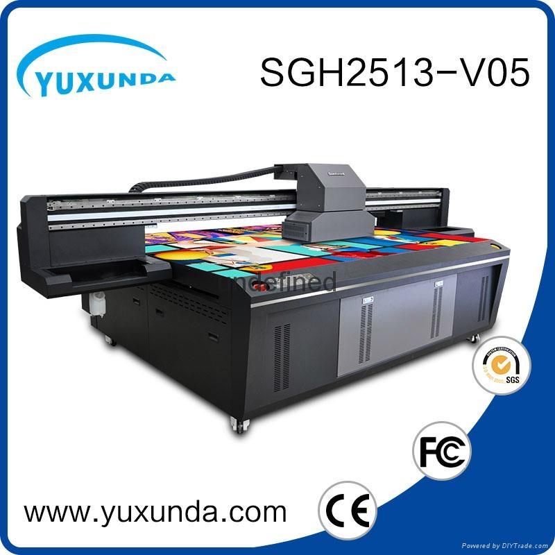 GH2220 UV Fatbed Printer 11