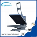 Digital t-shirt printing heat press