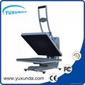 Digital t-shirt printing heat press