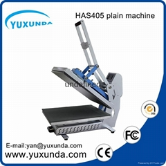 Newest Magnetic Auto Open High Prssure Heat Press Machine(with slide)
