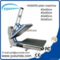 2015 Newest Magnetic Auto Open High Prssure Heat Press Machine(with slide) 2