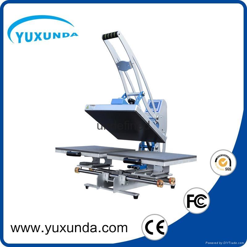双工位豪华气动平烫机YXD-ZZS404/405 1