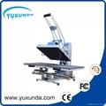 雙工位豪華氣動平燙機YXD-ZZS404/405 1