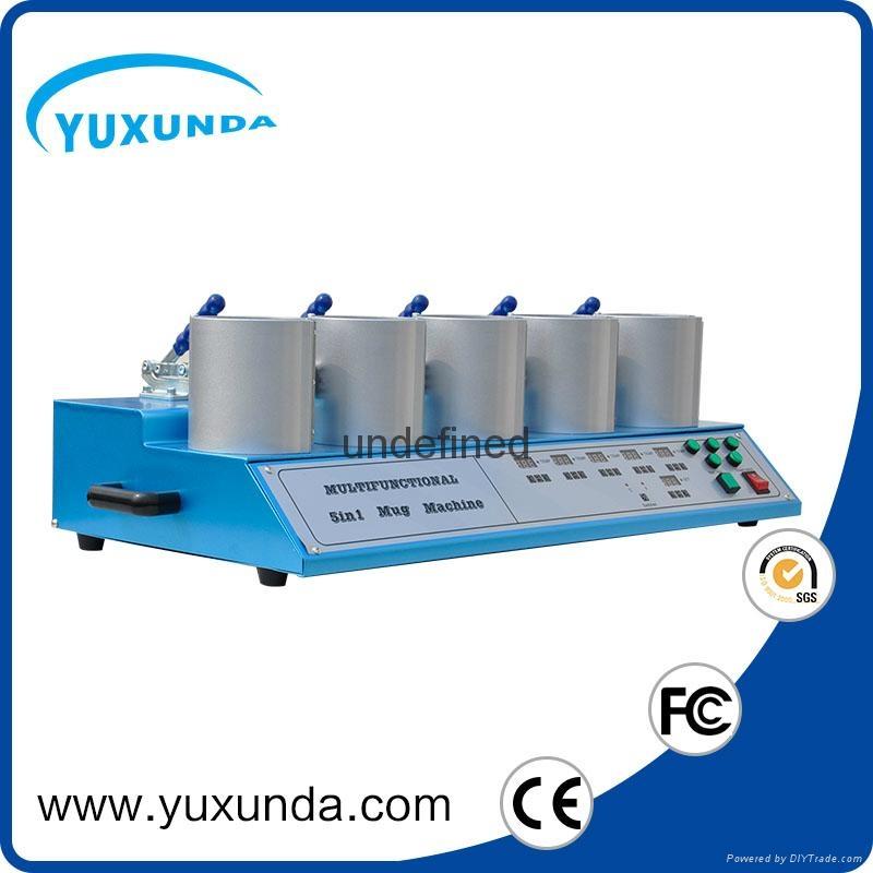 5 in1 combo mug heat press machine 4