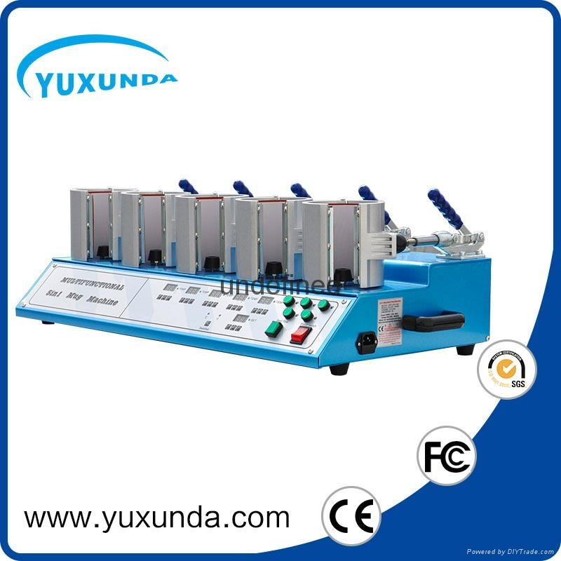 5 in1 combo mug heat press machine 5