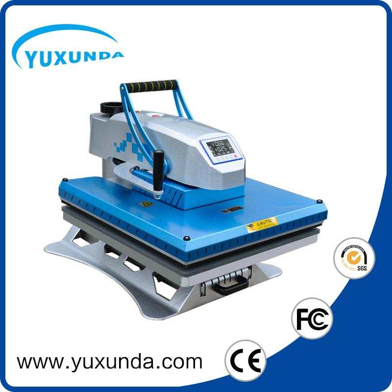 Manual Heat Press Machine