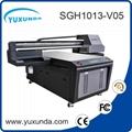 6pcs gh2220 printhead digital inkjet uv printing machine with big size  6