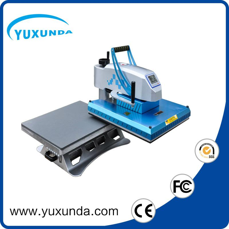 YXD-ZS405 Pneumatic heat press machine 4