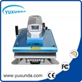 YXD-ZS405 Pneumatic heat press machine 5