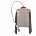 Cost Saving 15*20cm smaller size swing away plain press machine