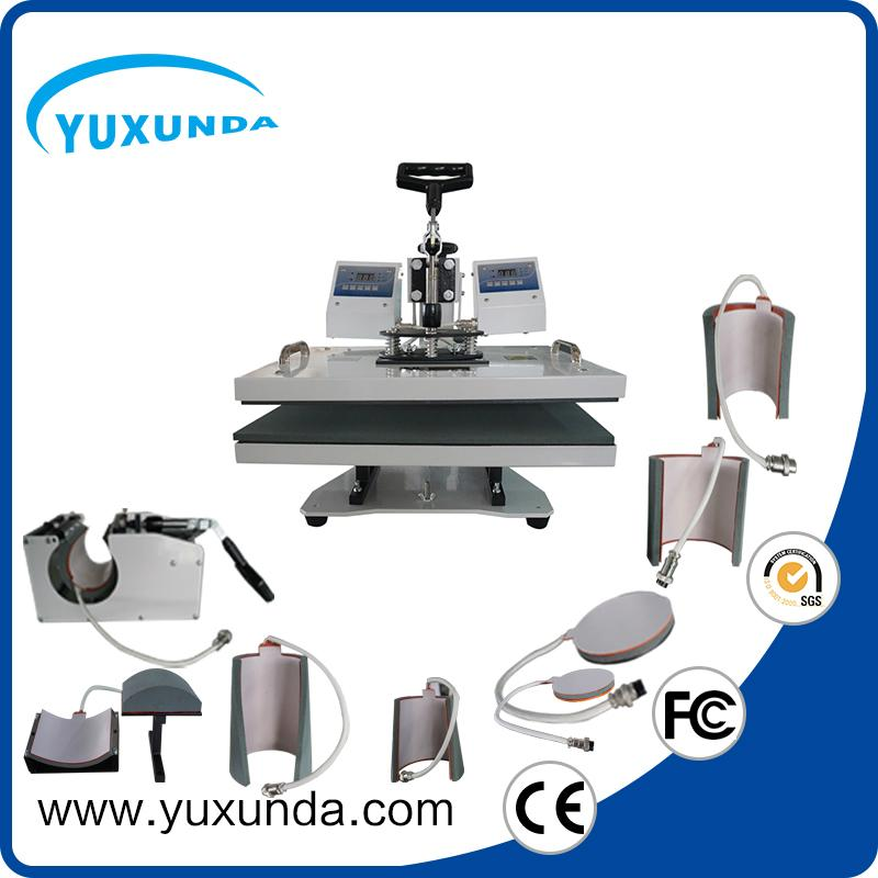 hot 8 in 1 multifunctional heat press machine 3