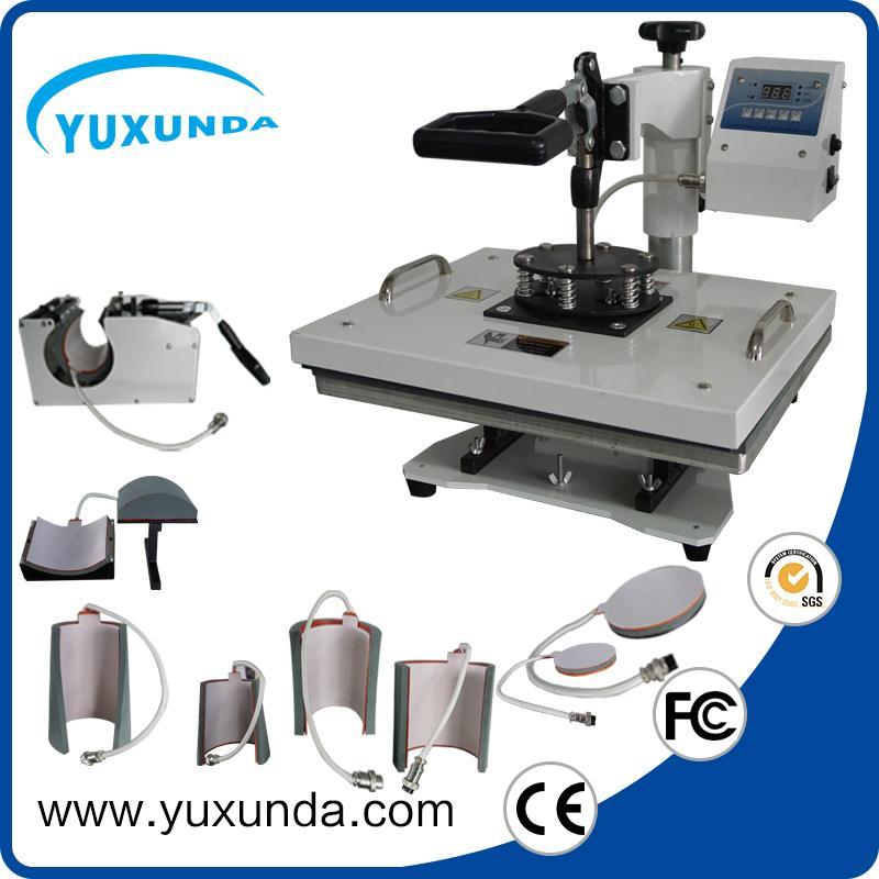 多功能8合1热转印机器 2