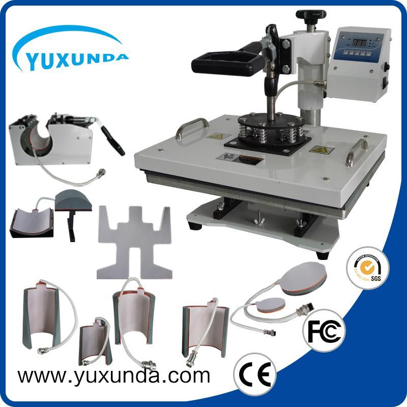 9合一多功能熱轉印機器 1