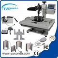 9 in 1 combo heat press machine