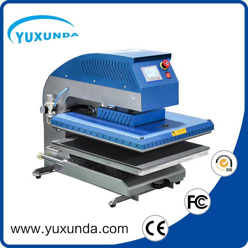 60*80cm A8气动单工位烫画机 2